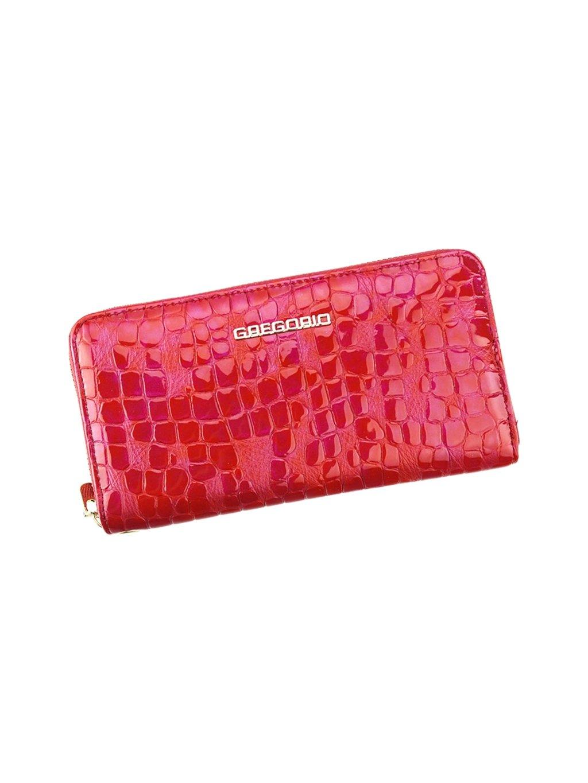Dámská kožená peněženka Gregorio FS-118 červená