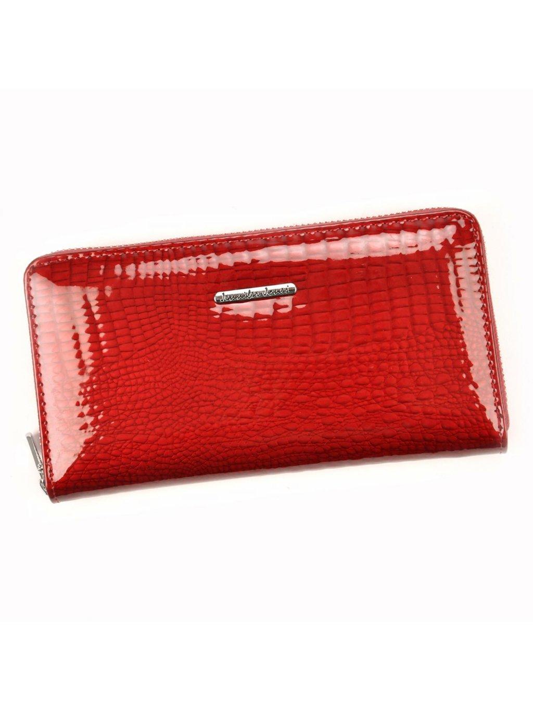 Dámská kožená peněženka Jennifer Jones 5247 červená