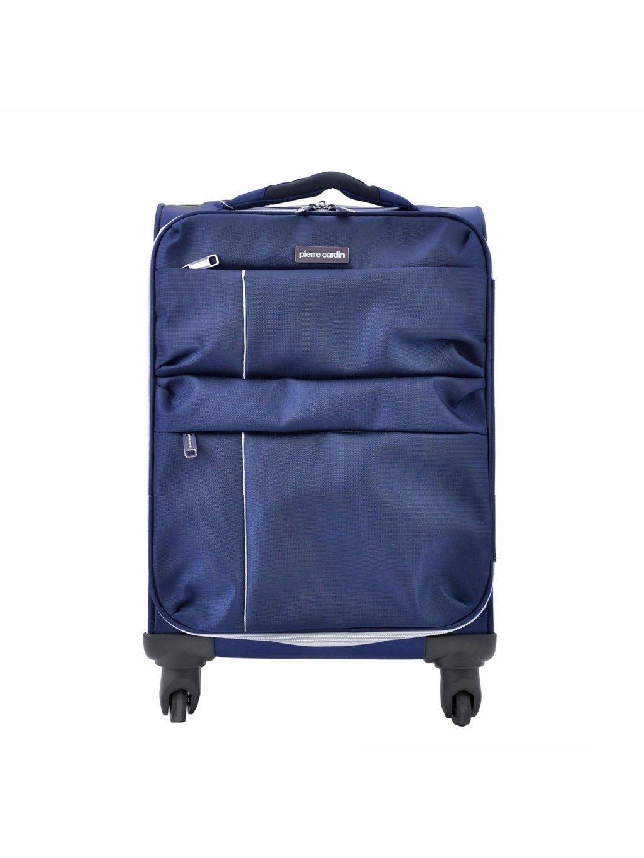 Cestovní kufr Pierre Cardin DAVID03 SH-6907 M tmavě modrý