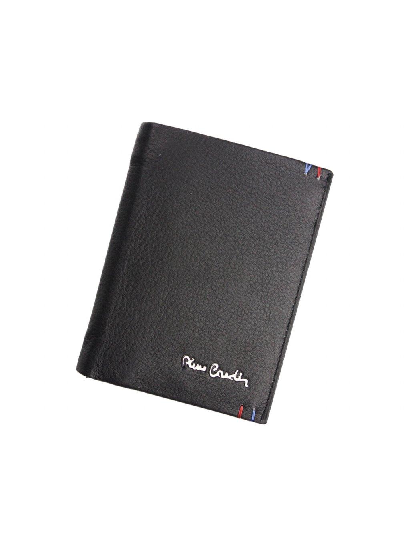 Pánská kožená peněženka Pierre Cardin CD TILAK22 326 RFID černá