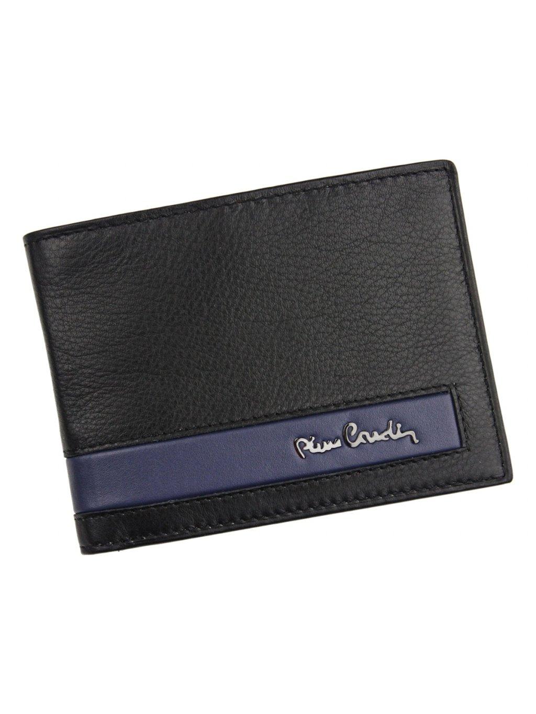 Pánská kožená peněženka Pierre Cardin CB TILAK26 325 modrá