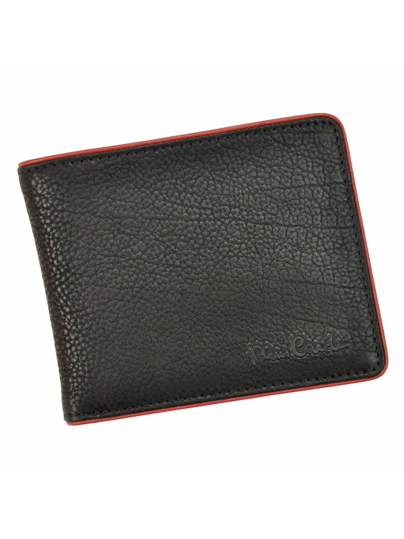 Pánská kožená peněženka Pierre Cardin TUMBLE 8824 černá