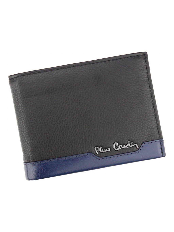 Pánská kožená peněženka Pierre Cardin TILAK37 325 RFID modrá