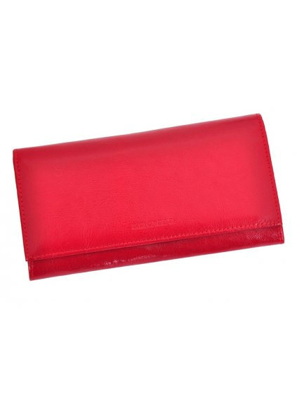 Dámská kožená peněženka Z.Ricardo 080 červená