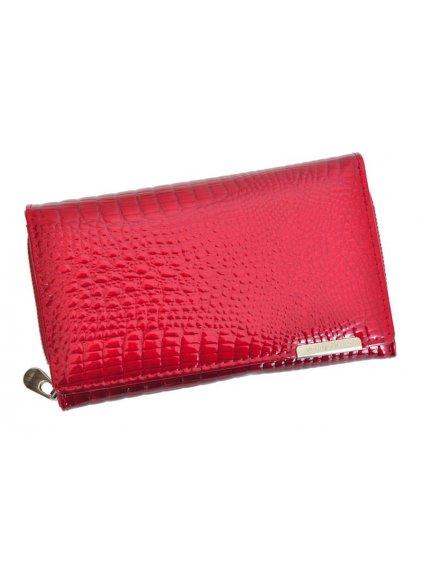 Dámská kožená peněženka Jennifer Jones 5261 červená