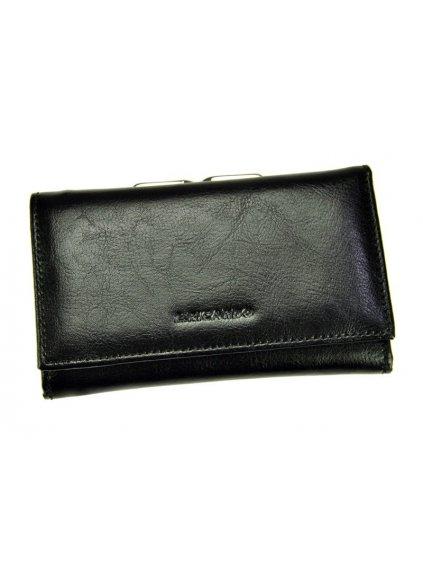 Dámská kožená peněženka Z.Ricardo 042 černá / červená