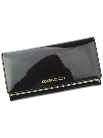 Dámská kožená peněženka Gregorio ZLL-100 černá
