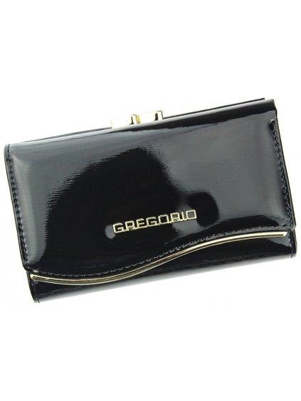Dámská kožená peněženka Gregorio ZLF-108 černá