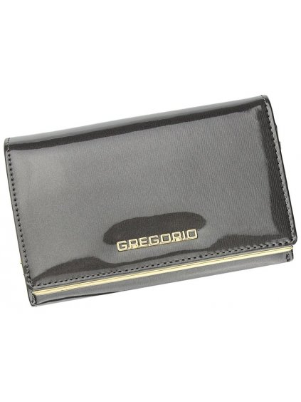 Dámská kožená peněženka Gregorio ZLL-112 šedá