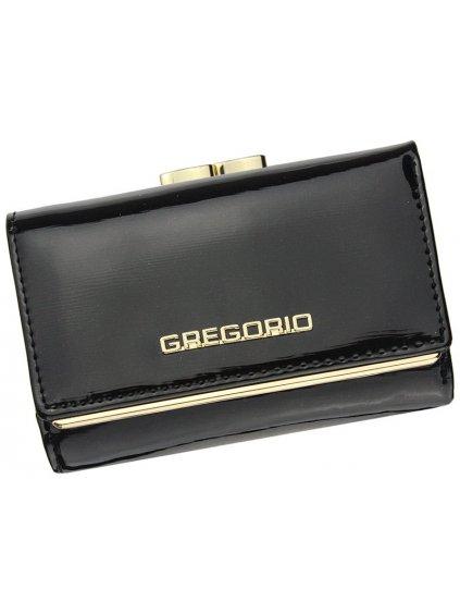 Dámská kožená peněženka Gregorio ZLL-117 černá