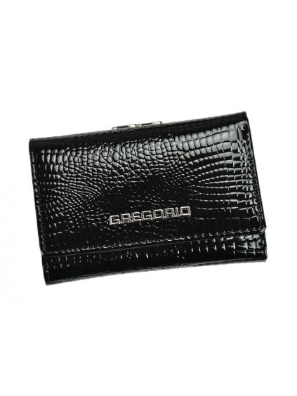 Dámská kožená peněženka Gregorio GF-117 černá