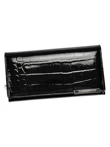 Dámská kožená peněženka Gregorio BC-106 černá