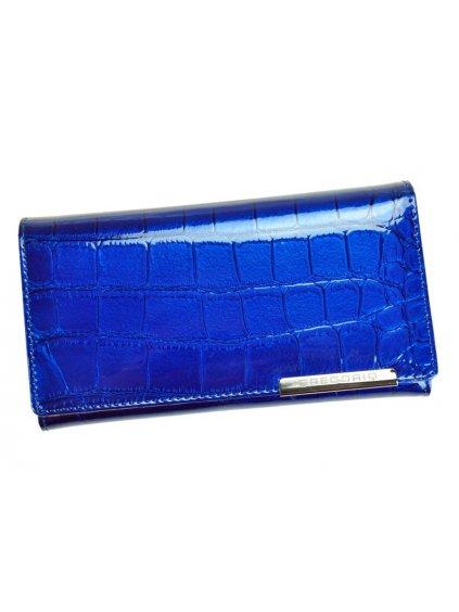 Dámská kožená peněženka Gregorio BC-114 modrá