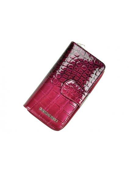 Dámská kožená peněženka Gregorio BC-116 fialová