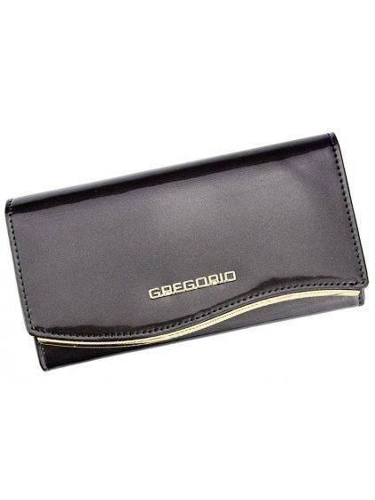 Dámská kožená peněženka Gregorio ZLF-106 šedá