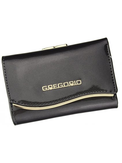 Dámská kožená peněženka Gregorio ZLF-117 šedá