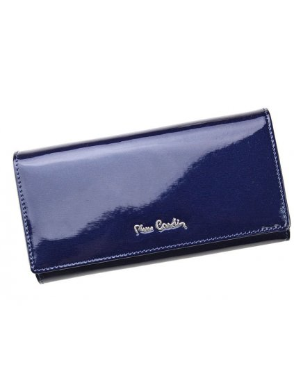 Dámská kožená peněženka Pierre Cardin 05 LINE 106 modrá