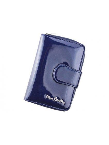 Dámská kožená peněženka Pierre Cardin 05 LINE 115 modrá