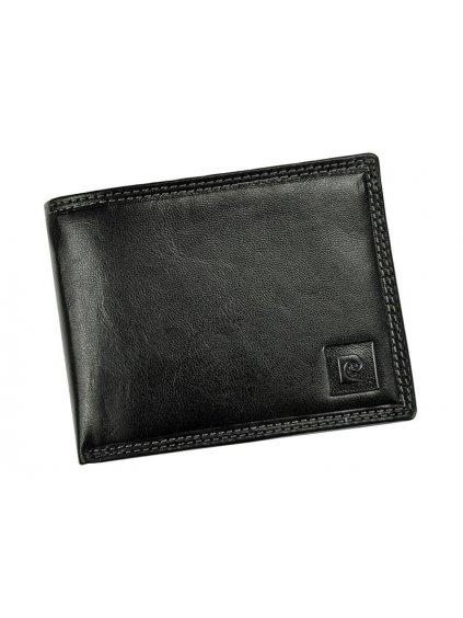 Pánská kožená peněženka Pierre Cardin LUKAS05 8806 černá