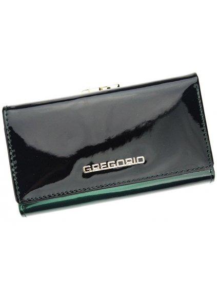 Dámská kožená peněženka Gregorio SH-108 zelená