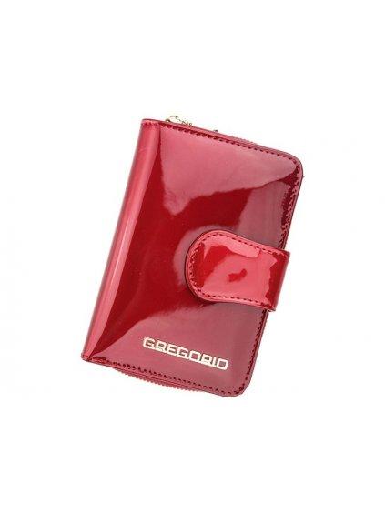 Dámská kožená peněženka Gregorio SH-115 červená