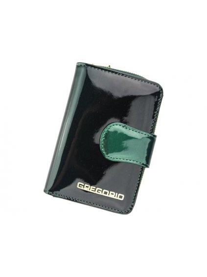 Dámská kožená peněženka Gregorio SH-115 zelená