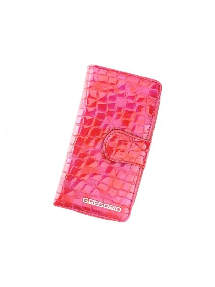 Dámská kožená peněženka Gregorio FS-116 červená
