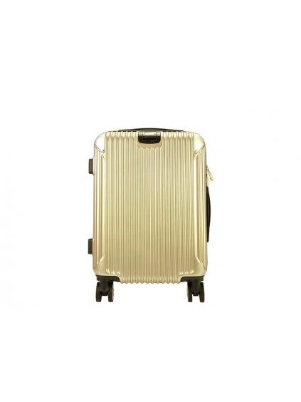 Cestovní kufr Pierre Cardin 8011 RUIAN05 M okrový
