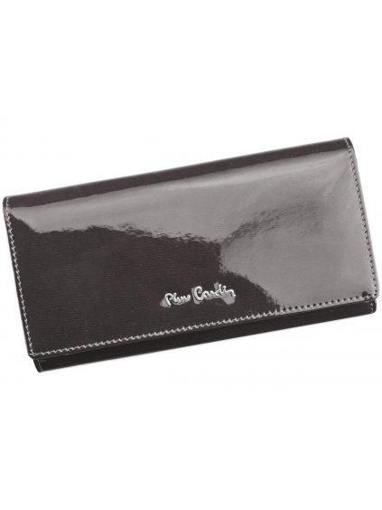 Dámská kožená peněženka Pierre Cardin 05 LINE 106 šedá