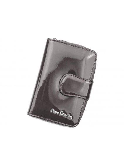 Dámská kožená peněženka Pierre Cardin 05 LINE 115 šedá