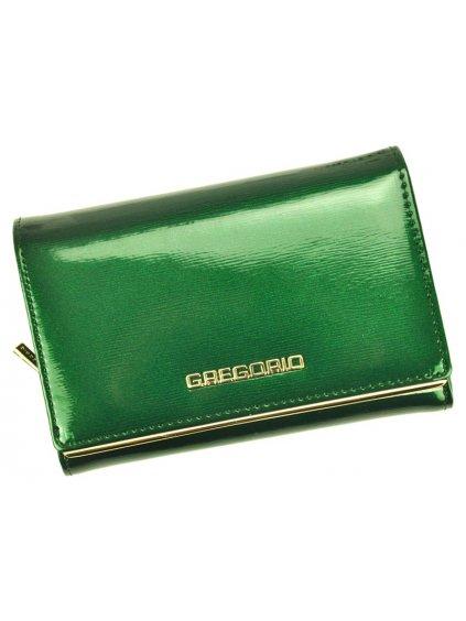 Dámská kožená peněženka Gregorio ZLL-112 zelená