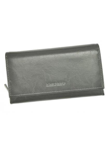 Dámská kožená peněženka Z.Ricardo 035 šedá