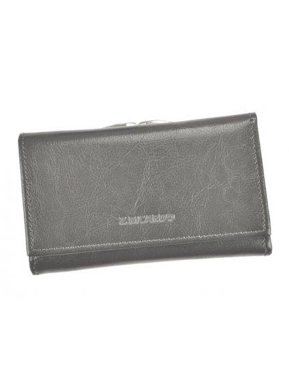 Dámská kožená peněženka Z.Ricardo 042 šedá