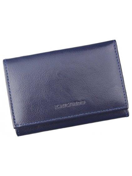 Dámská kožená peněženka Z.Ricardo 026 tmavě modrá