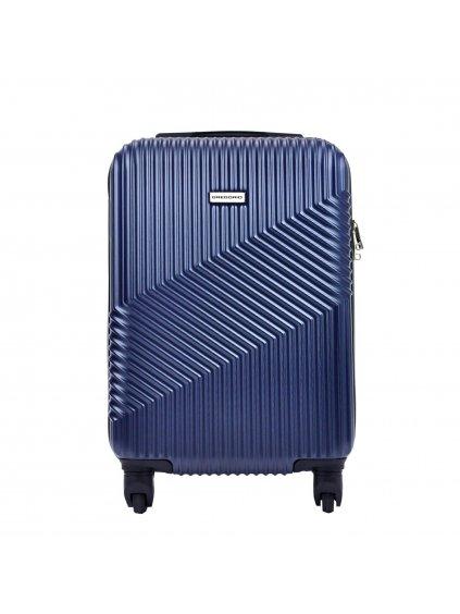 Cestovní kufr Gregorio W4720 S20 modrý