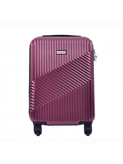 Cestovní kufr Gregorio W4720 S20 fialový