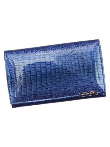 Dámská kožená peněženka Jennifer Jones 5261 modrá