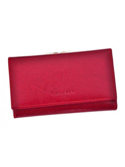 Dámská kožená peněženka Z.Ricardo 042 vínová