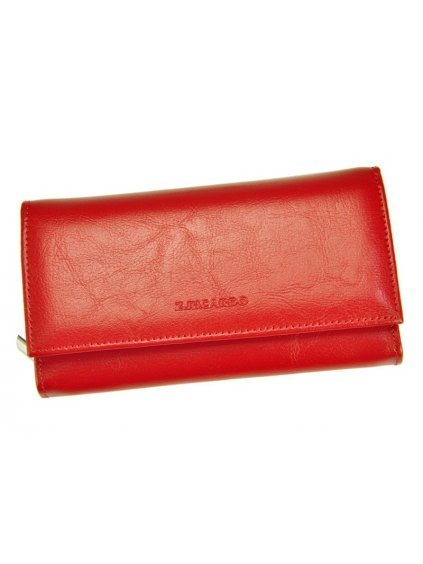 Dámská kožená peněženka Z.Ricardo 035 červená