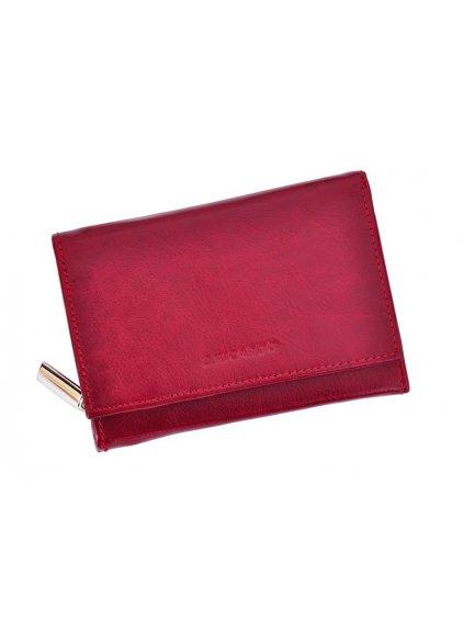 Dámská kožená peněženka Z.Ricardo 026 vínová