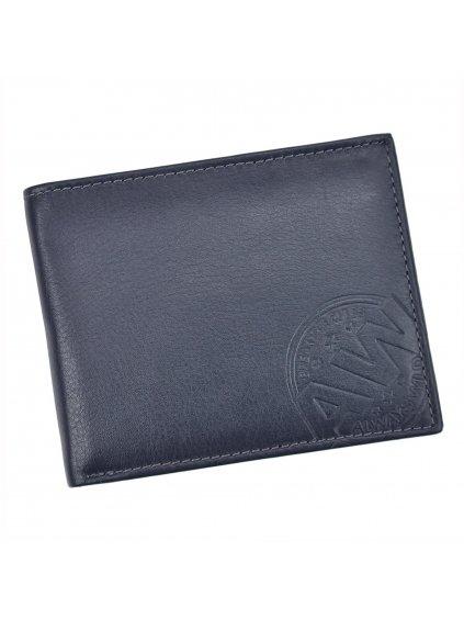 Pánská kožená peněženka Always Wild N992-WCN modrá