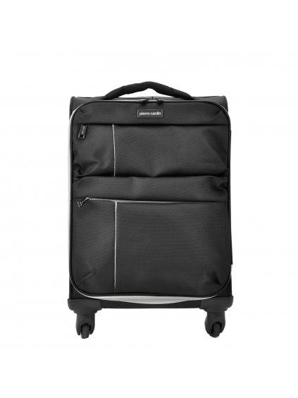 Cestovní kufr Pierre Cardin DAVID03 SH-6907 M černý