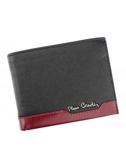 Pánská kožená peněženka Pierre Cardin TILAK37 324 RFID červená