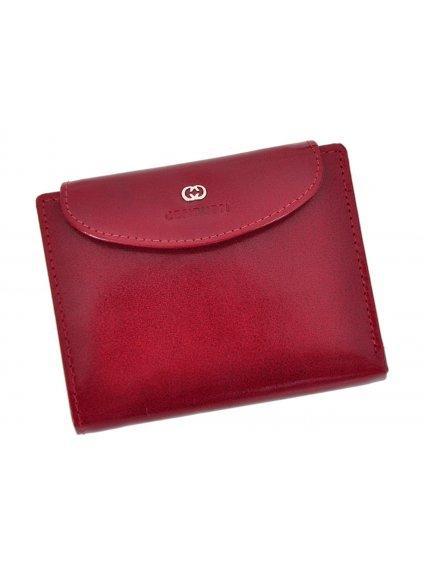 Dámská kožená peněženka Cefirutti 70614-9 červená