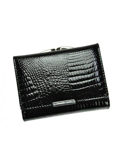 Dámská kožená peněženka Jennifer Jones 5243 černá