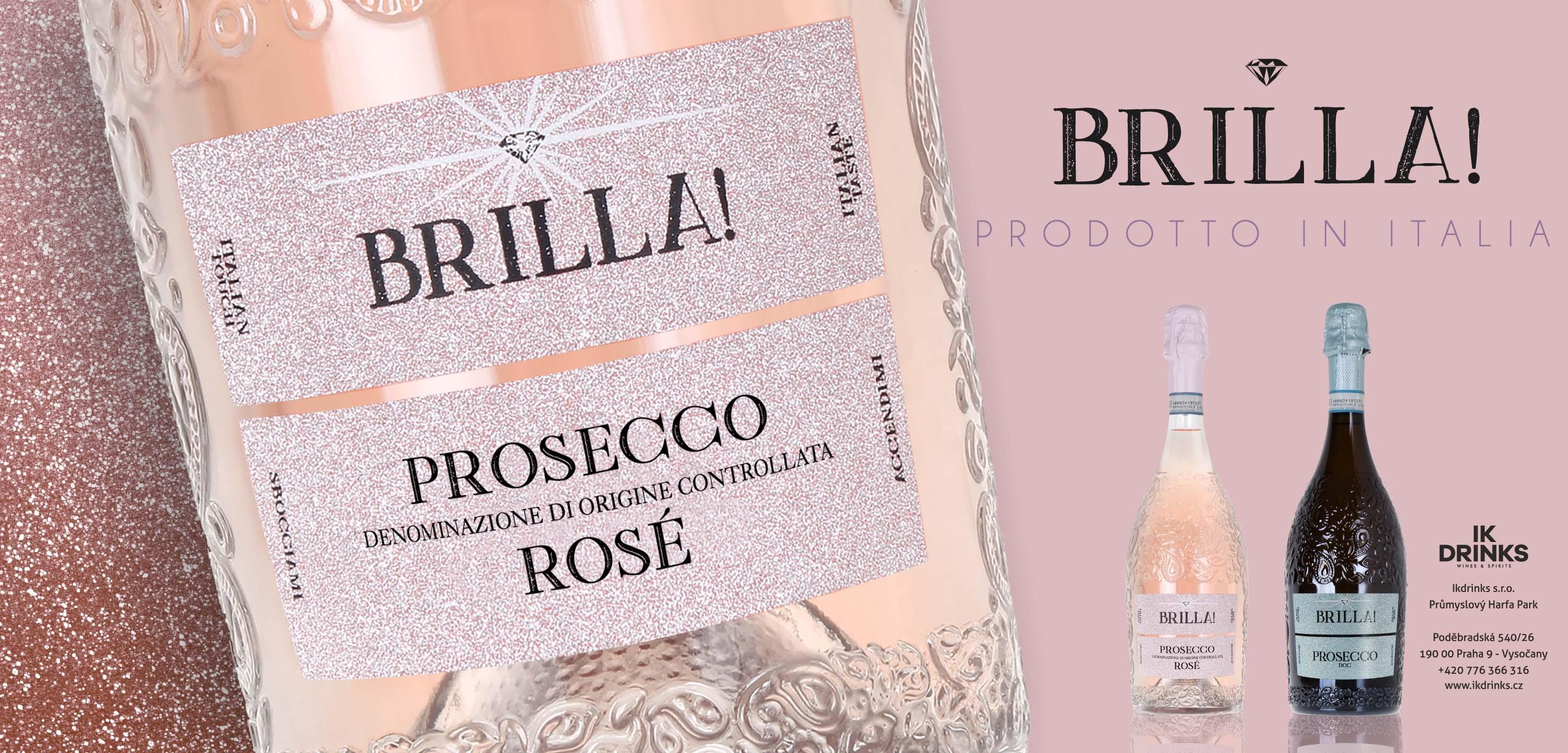 Brilla Rosé