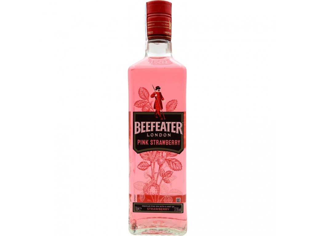 gin beefeater pink 375 70cl