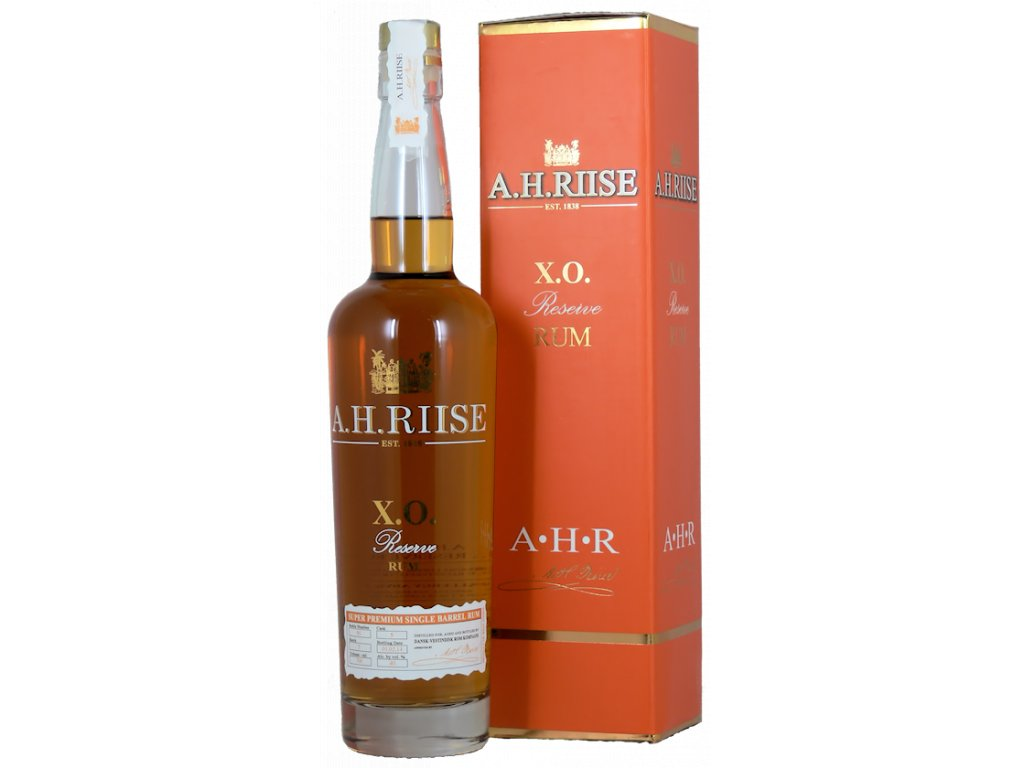 A.H.Riise XO Reserve 40%                         0,7l