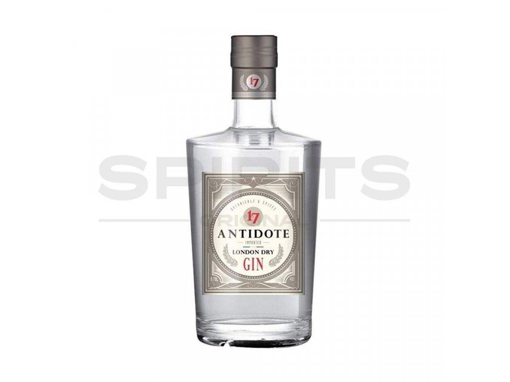 antidote gin