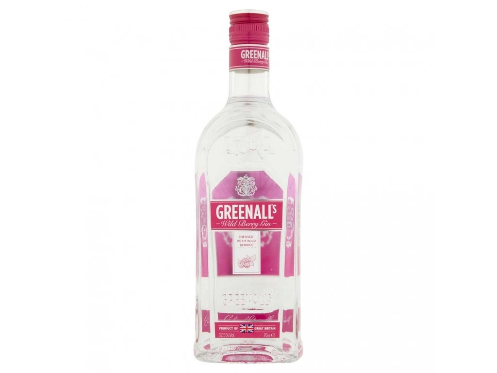 greenalls wild berry 70cl